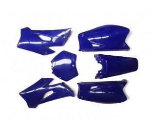 Plastics Mini TTR blue