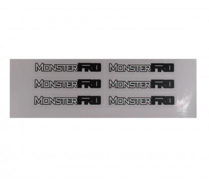 Stickers 6pcs 10cm