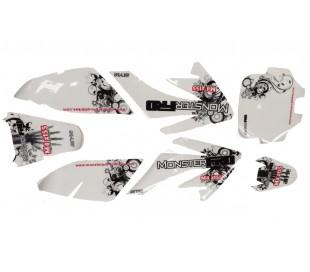 Sticker CRF70 2012 3M MonsterPRO M4