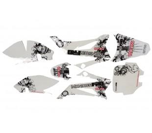 Sticker TTR 2012 3M MonsterPRO