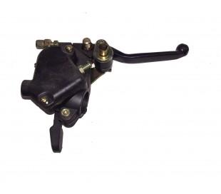 Mini ATV thumb throttle speed limiter
