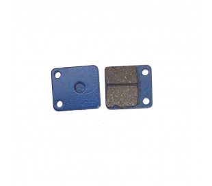 Brake pad blue