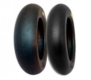 """Tyres 12"""" PMT Slick"""