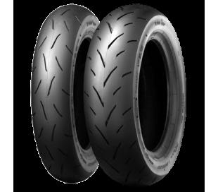 """Tyres 12"""" Dunlop TT93 GP"""