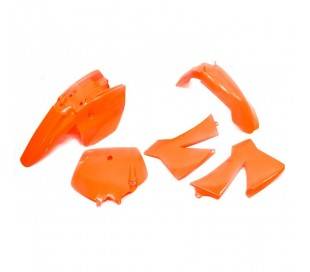 Plastics SX50 orange